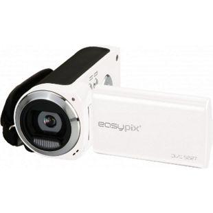 easypix DVC5227 Flash Camcorder - weiß - Bild 1