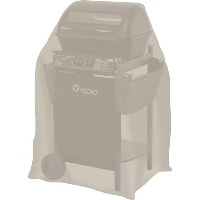 Tepro 8603 Universal Abdeckhaube - für Gasgrill klein - Bild 1