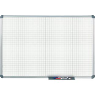 MAUL Whiteboard MAULoffice, Raster 20 x 20 mm - 60 x 90 cm - Bild 1