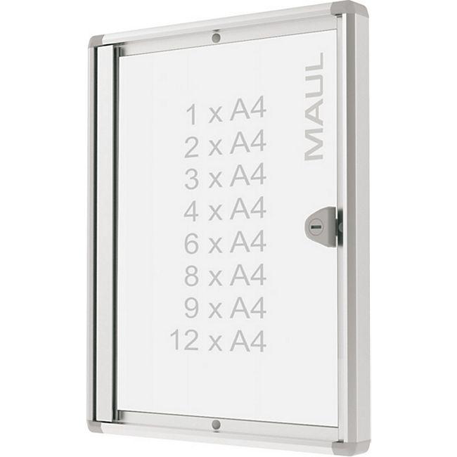 MAUL Schaukasten MAULextraslim - 1x A4 - Bild 1