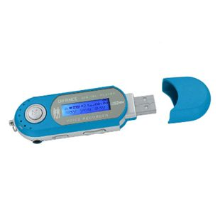 Difrnce MP851 MP3-Player - blau - Bild 1