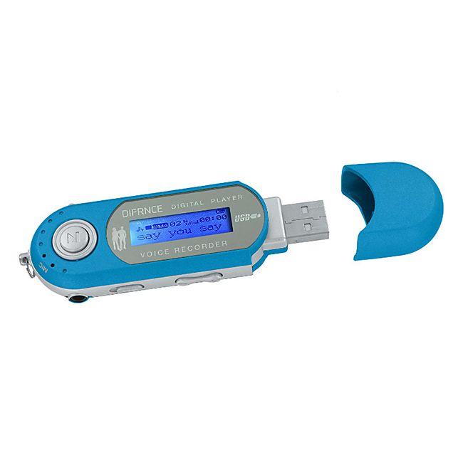 Difrnce MP851 MP3-Player - blau - Bild 1