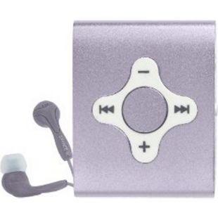Difrnce MP756 MP3-Player 4 GB - silber - Bild 1