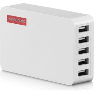 Noontec Powa Hub 25 W USB Ladegerät - weiß - Bild 1