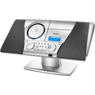 Karcher MC6550N CD-Player mit Radio - Bild 1