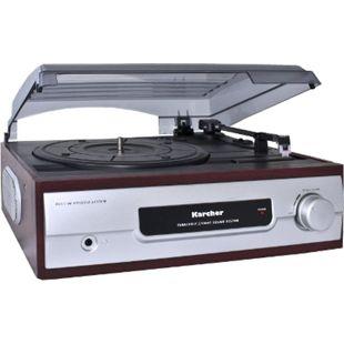 Karcher KA8050 Plattenspieler mit eingebauten Lautsprechern - Bild 1