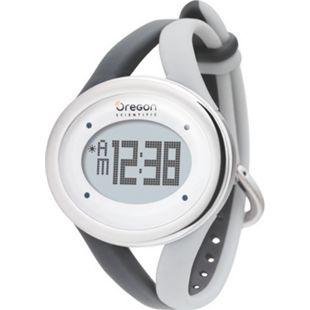 Oregon Scientific SE336 Sport-Uhr in grau - Bild 1