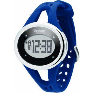 Oregon Scientific SE336M Sport-Uhr in blau - Bild 1