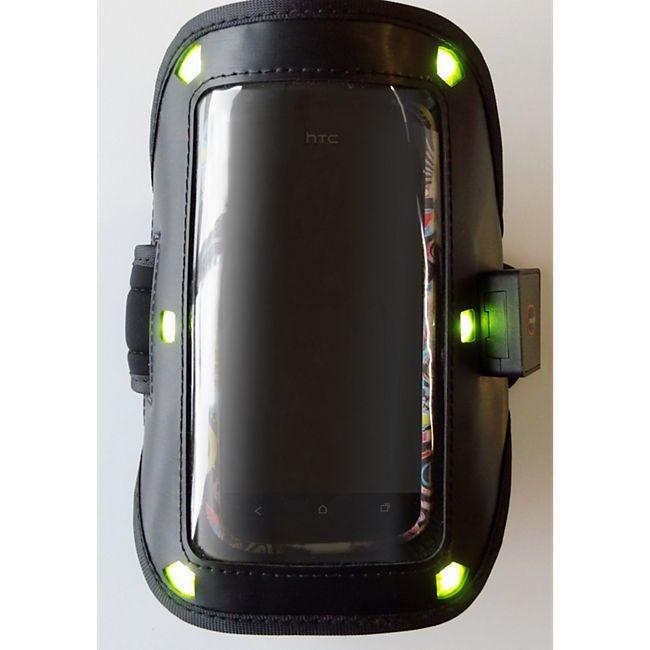 arcotec Handy-Sport-Oberarmtasche für Smartphones bis 5 Zoll - Bild 1