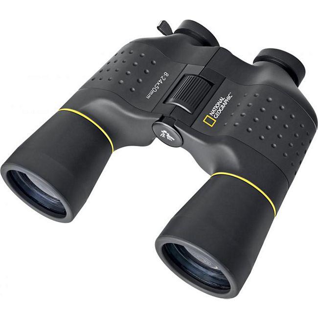 National Geographic Zoom Fernglas 8-24x50 - Bild 1