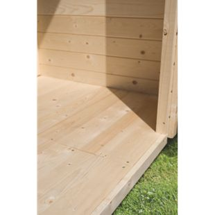 Woodfeeling 19 mm Fußboden für Hundezwinger 1 - Bild 1