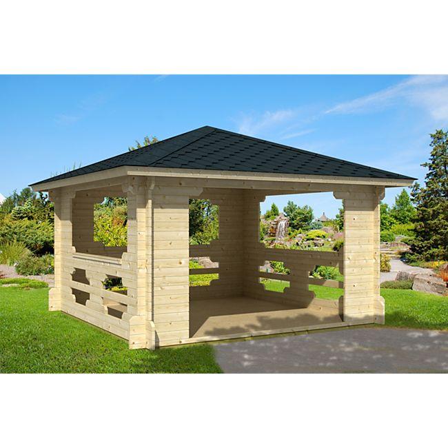 Tene Kaubandus Ibiza 40 mm Gartenpavillon - Bild 1