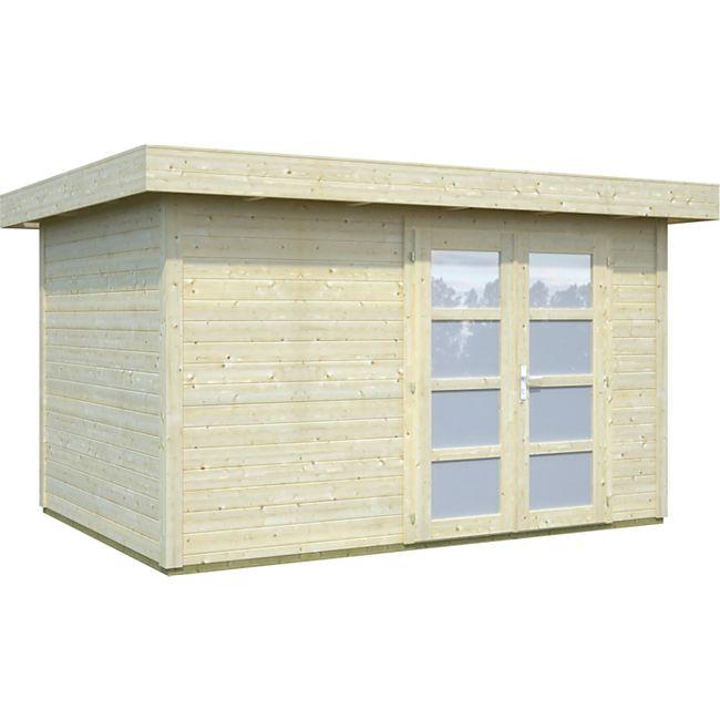 Palmako Lara 8,4 m² Gartenhaus - Bild 1