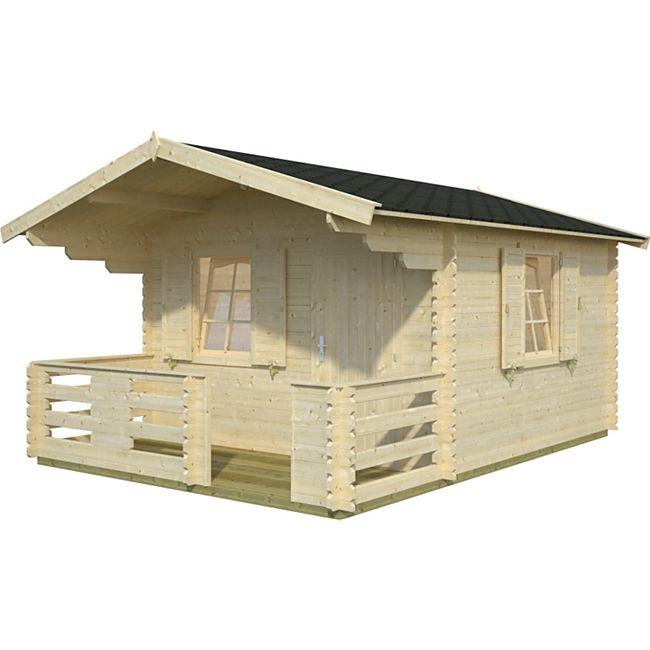 Palmako Sylvi 10,4+4,2 m² Gartenhaus - Bild 1