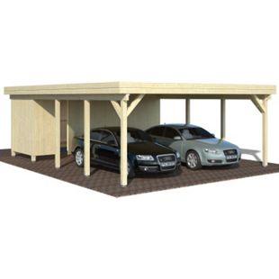 Palmako Karl 40,6 m² Carport - Bild 1