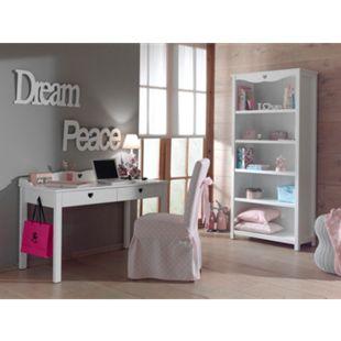 Vipack Set Amori bestehend aus: Regal und Schreibtisch - Bild 1