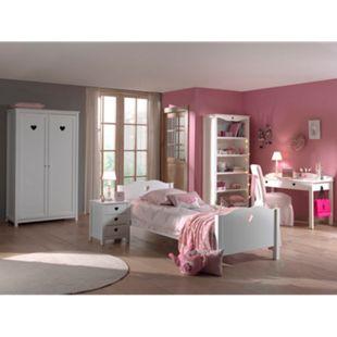 Vipack Komplettzimmer Amori, Kleiderschrank 2-trg. - Bild 1