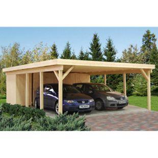 Palmako Geräteraum für Carport Karl 40,6 m² - Bild 1