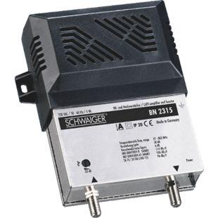Schwaiger BN2315 531 - Nachverstärker NT 30 dB - Bild 1
