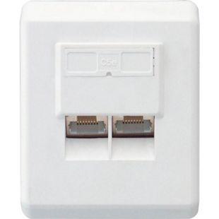 Schwaiger TDA1628 532 Netzwerk-Anschlussdose - Bild 1