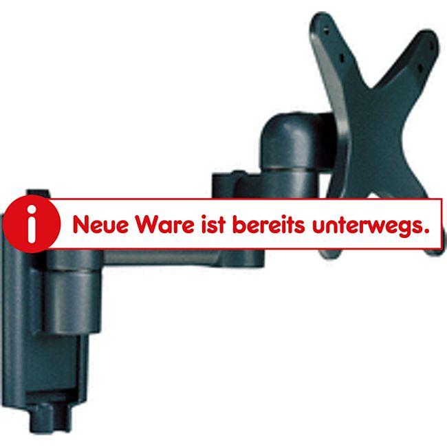 Schwaiger LWH032 031 - Wandhalter für LCD-Flachbildschirm (bis 18 kg) 2 Gelenke - Bild 1