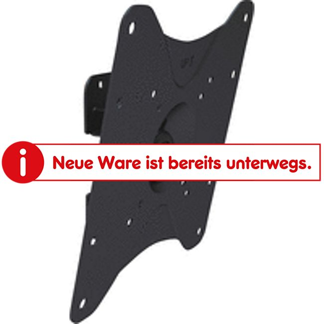 """Schwaiger LWH130 511 - TV-Wandhalter, 1 Gelenk, für  23""""-42""""/58-107 cm - Bild 1"""