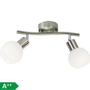 Nino Leuchten LED-Balken Loxy, 2-flammig - Bild 1
