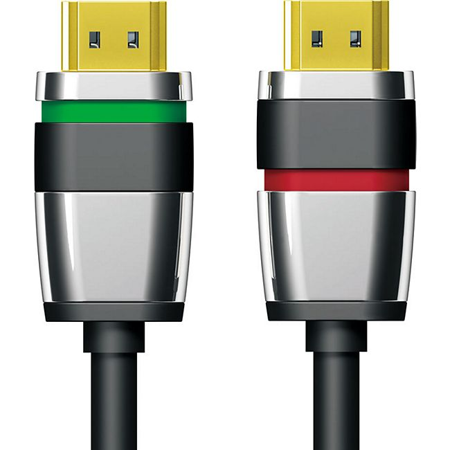 PureLink ULS1000-005 HDMI Kabel - Ultimate Serie - 0,50m - Bild 1