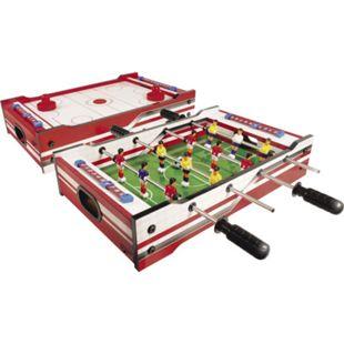 Carromco Multi-Spiel-Flip-XM, Tischauflage 2in1 - Bild 1
