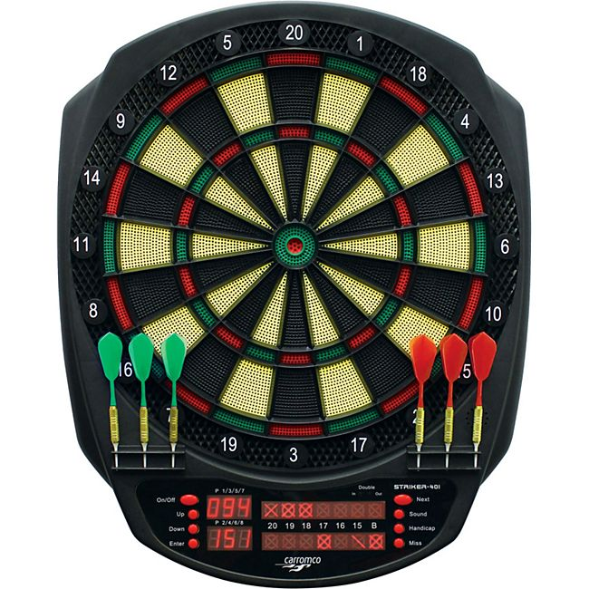 Carromco Elektronik Dartboard Striker 401 - Bild 1