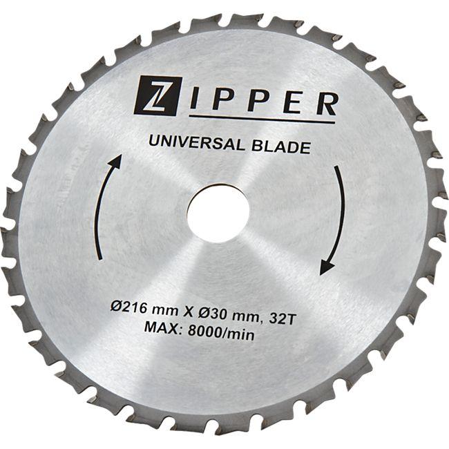 Zipper KSB21630Z32 Multicut Sägeblatt für KGS216-310 - Bild 1