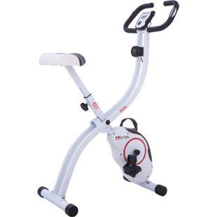AsVIVA Sport Heimtrainer H14 Fitness-Fahrrad white - Bild 1