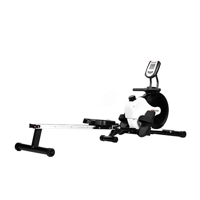 AsVIVA Rudergerät Ergometer Rower Cardio XI weiß - Bild 1