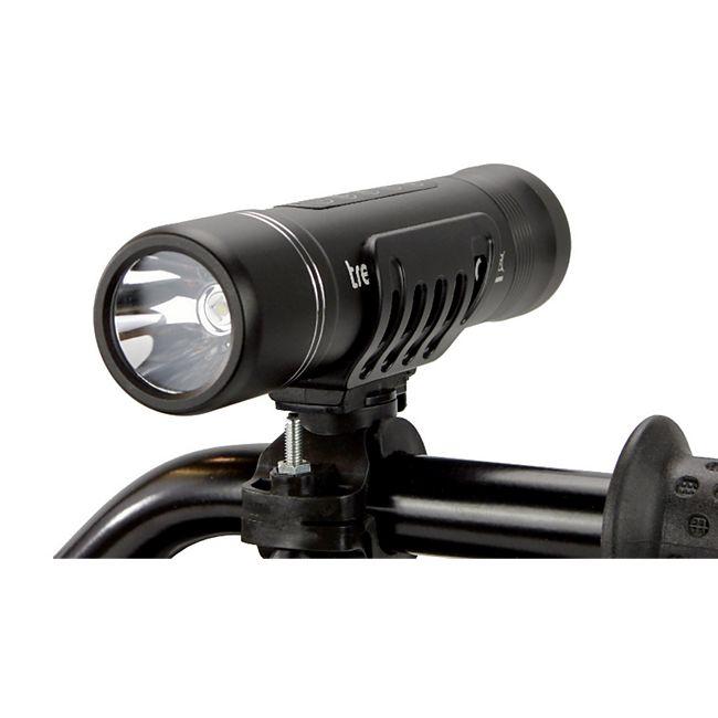 Trendwoo Freeman X6 Outdoor Fahrrad Lautsprecher mit Bluetooth 4.0 Freisprechfunktion und Cree LED Taschenlampe - Bild 1