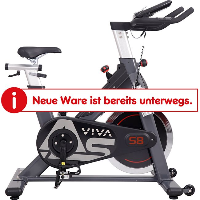 AsVIVA Indoor Cycle Speedbike S8 Pro - Bild 1