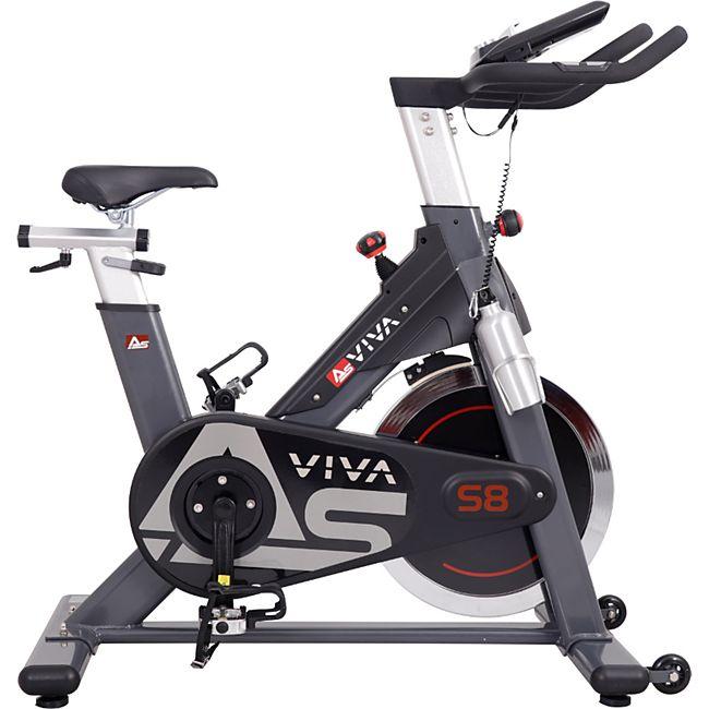 AsVIVA Indoor Cycle Speedbike S8 Pro - Bild 1