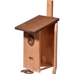 Dobar Einblick Beobachtungs-Vogelnistkasten, braun - Bild 1