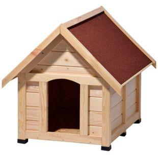 Dobar 55010 Outdoor-Hundehütte, 112 x 97 x 104 cm - Bild 1