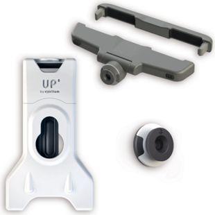 Exelium XFLAT-UP250 Universelle Tablet Aufnahme inkl. Wandaufnahme und Kopfstützenhalterung - Bild 1
