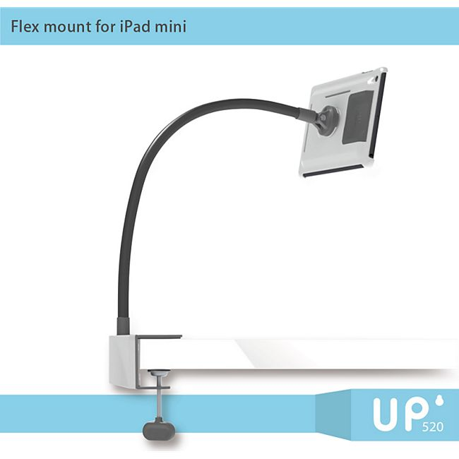 Exelium XFLAT-UP520 4in1 Set Tischhalterung, Wandhalterung und Standfuß - Bild 1