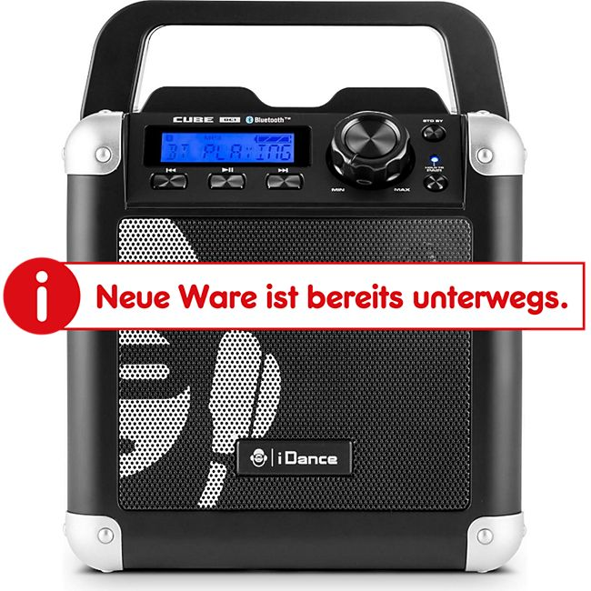 iDance BC1 Bluetooth Lautsprecher - Bild 1