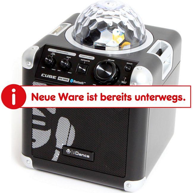 iDance BC100 Bluetooth Lautsprecher - Bild 1