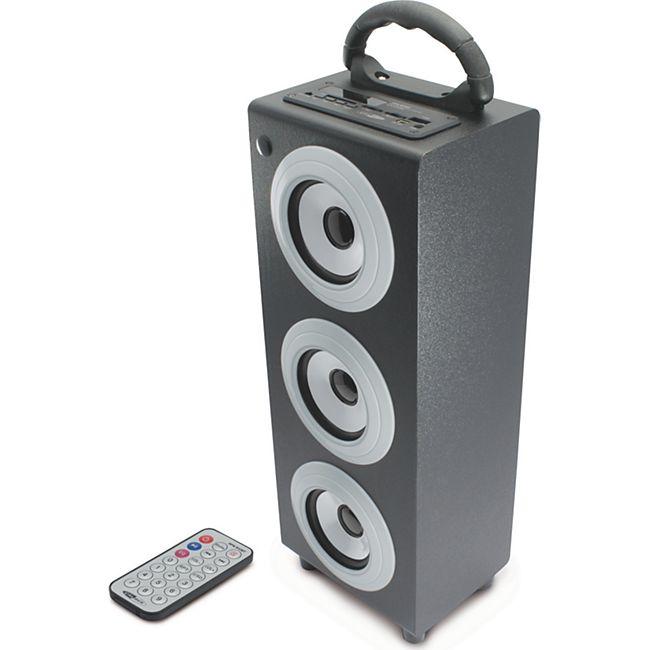 Caliber HPG 510BT Tragbarer Bluetooth Lautsprecher mit intregierter Batterie - Bild 1