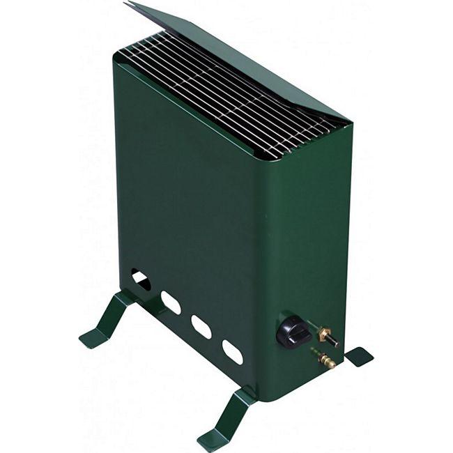 Tepro 2050 Gewächshausheizer 2 kW mit Thermostat - Bild 1