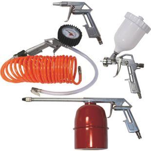 Scheppach ZB-Set 5 Kompressorzubehör-Set, 5-teilig - Bild 1