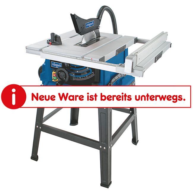 Scheppach HS105 Tischkreissäge - Bild 1