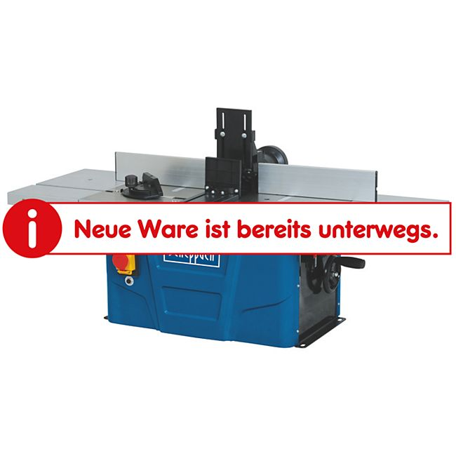 Scheppach HF50 Tischfräsmaschine - Bild 1