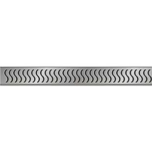 Home Deluxe Welle Senkrecht Duschrinne, 1100 mm - Bild 1