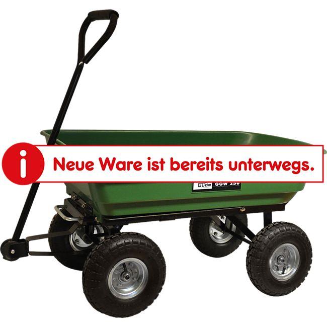 Güde GGW 250 Gartenwagen - Bild 1