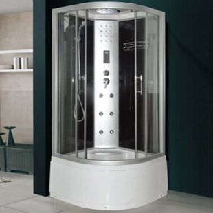 Home Deluxe Elegance Plus Duschkabine 90 x 90 cm - Bild 1